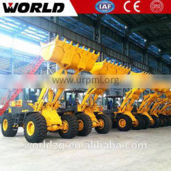 China construction machinery articulated mini wheel loader price list
