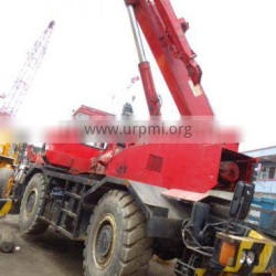 used nice strong power Japan Kobelco crawler crane P&H736