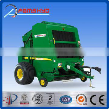 Factory direct CE certificated PTO mini round hay baler with cheap price