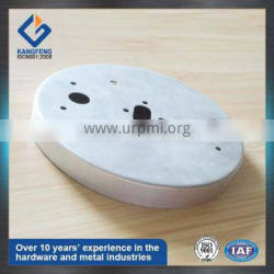 Custom round shape sheet metal stamping parts