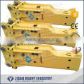 Hydraulic quartering hammer for road ,mountain and so on