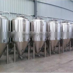 1000L beer fermenter, stainless steel conical beer fermenter for brewery equipment