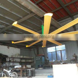Large Coverage Area Industrial Big Ceiling Fan to Improve Indoor Tempreture