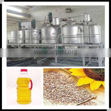 New technology Sunflower oil refining machine/agricultural machinery
