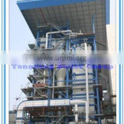 Environment friendly CFB boiler/circulating fluidized bed boiler compact structure 2015 new designed boiler
