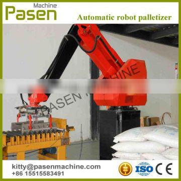 Automatic palletizer and stacker robots / Packing robot / Stacking and handing robot