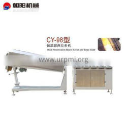 Batch Roller and Rope Sizer Machine