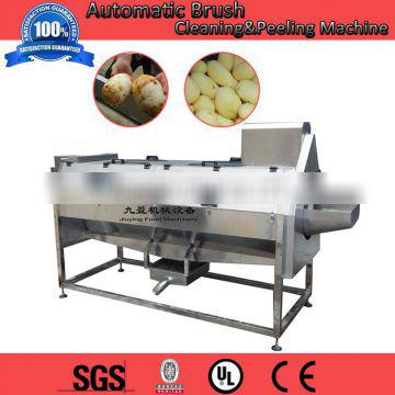 1500kg/h High Output With Cover JYTP-1800 Potato Peeler Machine
