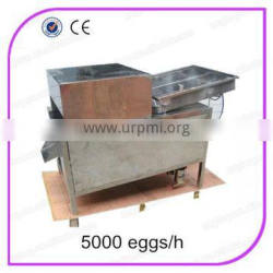 5000 eggs/h and 8000 eggs/h boiled egg peeling machine automatic egg shell removing machine