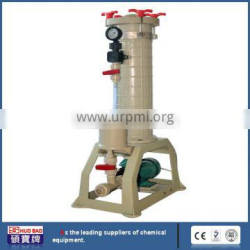 Shuobao chromic acid filter, The expert for water treatment
