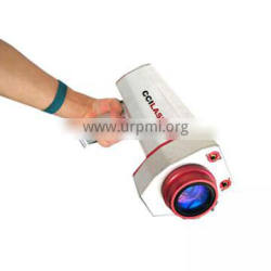 Laser rust removal metal surface cleaning machine