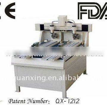 Router machine with CNC for acryl QX-1212
