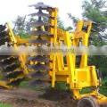 Multifunctional wing folded heavy duty disc harrow with low price