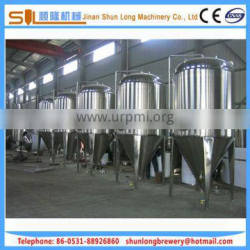 Industrial investment project 3000l Micro beer fermentation tank