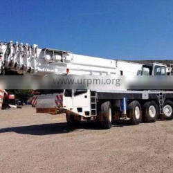 Used Demag AC395 used Demag 120t second hand demag AC395 all terrain crane used demag 120t mobile crane