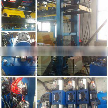 Core Shooter Machine / Aluminum Sand Casting Core Making ISO9001 CE CERTIFIED from qingdao dongheng