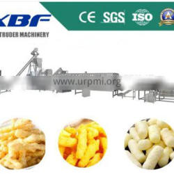 XBF Nutritional Corn Snacks Mcnuggets Core Filling Food Snacks Making Machine