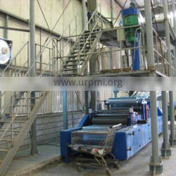China Professional Manufacturer Roof Sheet in Fiberglass Material Making Machine
