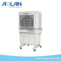 Evaporative water floor standing desert personal air cooler stand in China