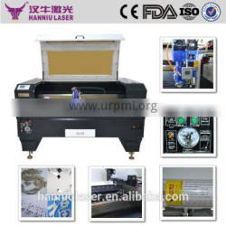 260W 1300*900mm HQ-1390 co2 laser cutting machine for metal and non-metal