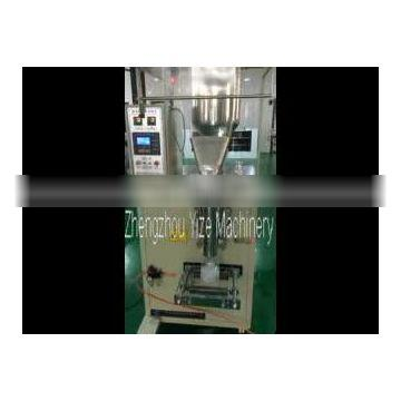 3 Sides or 4 Sides Sealing Pure Mineral Water Sachet Packing Machine Plastic Bag Liquid Paste Wine Filling Sealing Machine