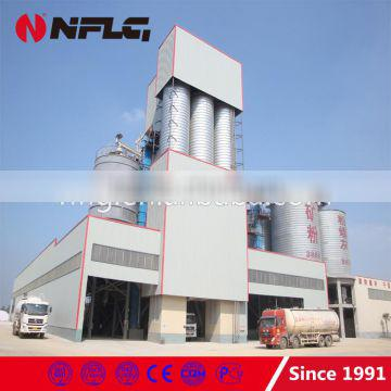 Thin set mortar production line to Mix Sand and Cement hot sale