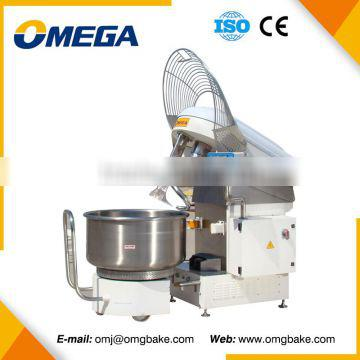 Omega commercial stainless steel spiral mixer with fixed /bread dough spiral mixer
