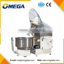 Omega commercial stainless steel spiral mixer with fixed /cake dough mixer