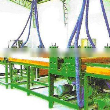 1220X2440MM particle board producing line