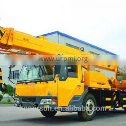 15/16 ton off-road tire crane, mobile crane with high quality after-sale service