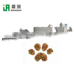 Pet Dry Dog Food Making Extruder Manufacturing Equipment