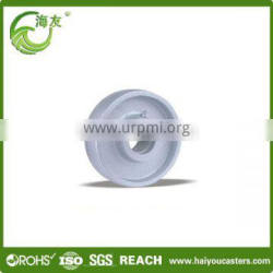 Wholesale china trade cast pulley wheel
