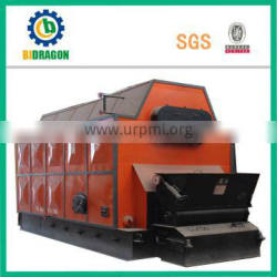Chain Grate Outdoor Coal Boiler