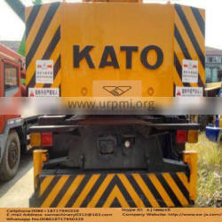 japan made used kato 30t crane good price in china