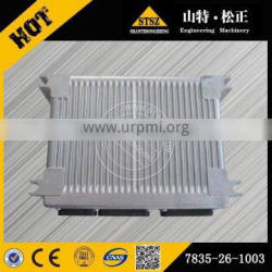 China best quality earthmoving OEM replacements PC200-7 Controller 7835-26-1002 7835-26-1003