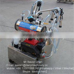 Diesel Cow Milking Machine For Area Without Electricity
