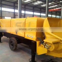 Safe Wood case package small concrete mixing pump