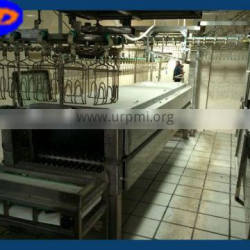 CE horizontal type plucker/poultry equipments
