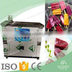 4 moulds Stainless steel popsicle making machine/ ice lolly making machine