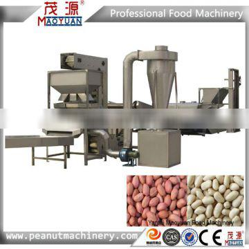 Blanched Peanut Production line- Made in China
