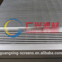 wedge wire Dewatering Screen for Coal&Sand Sludge