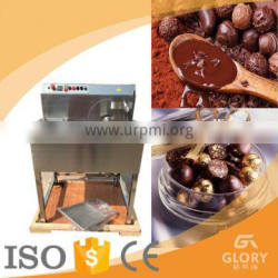 Cheaper price high quality chocolate forming machine/chocolate melting machine