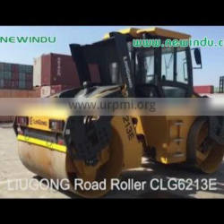 21Ton Single Drum Road Roller from Liugong Brand