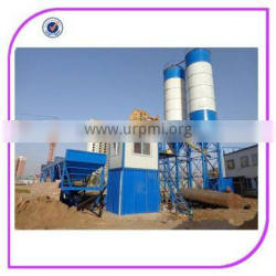 ISO approved 50M3/h precast concrete plant with JS1000 mixer