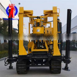 XYD-130 Strong recommend full hydraulic crawler drilling rig water well drilling rig in China on sale