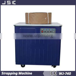 good quality double motor table strapping machine