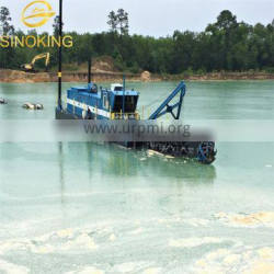 3000m3/h Cutter Suction Dredger made in china