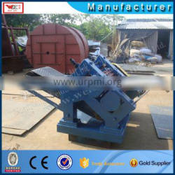 Rubber crusher tablet machine