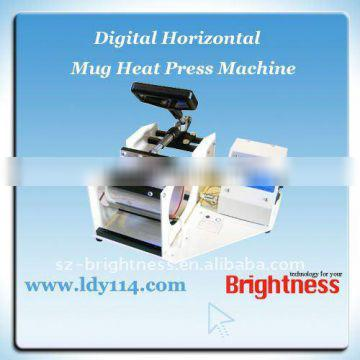 cup heat transfer machine with CE