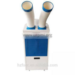 Portable industrial air conditioning